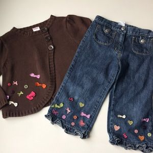 Gymboree 2pc Outfit